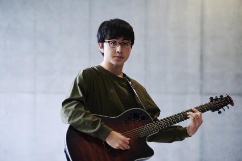 崎山蒼志、新世代アーティストたちと作る2ndアルバム『並む踊り』
