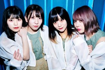 ラウドなロックでファンを沸かすアイドル、raymay──姉グループ、uijinから繋がれたバトン