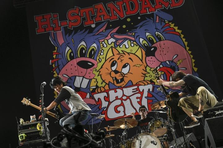 Hi-STANDARD、初のライヴ・アルバムを配信限定リリース!