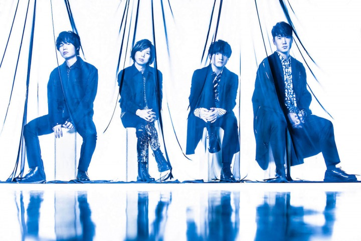 Official髭男dism、豪華タイアップ曲を含む新作EP『HELLO EP』配信開始!