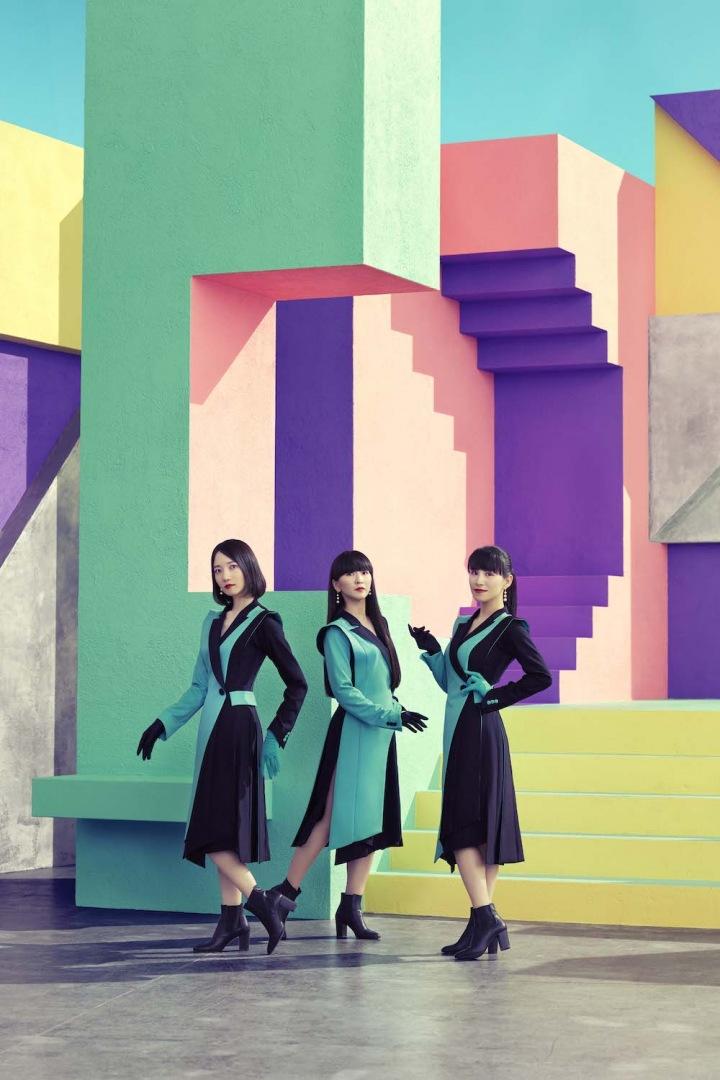 Perfume、アニバーサリー・イヤーを締め括るニュー・シングル「Time Warp」ロスレス配信!