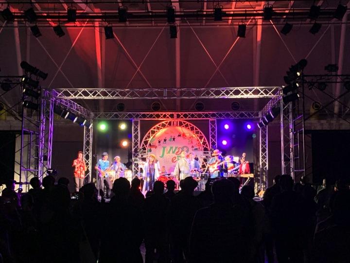 福井県敦賀市で開催されたフェス〈JINDO音楽祭〉レポート 後編