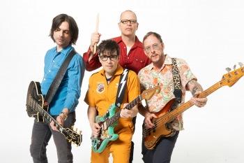 Weezer、HR/HM愛を炸裂させた新作『Van Weezer』をリリース!