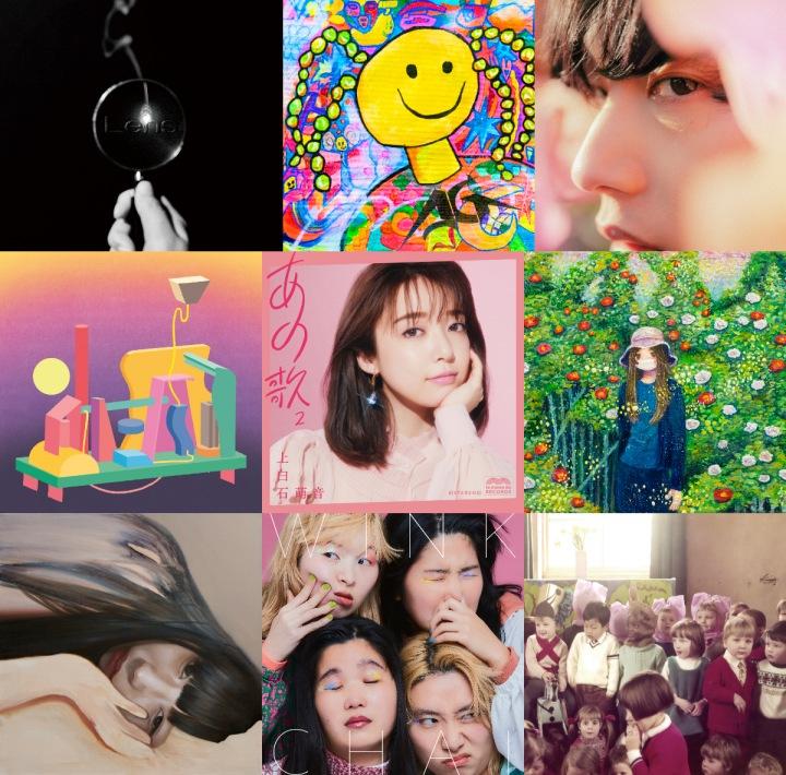 REVIEWS : 026 ポップ・ミュージック(2021年6月)──高岡洋詞