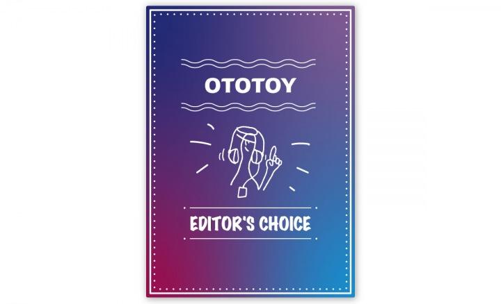 OTOTOY EDITOR'S CHOICE Vol.21 VはVTuberのV