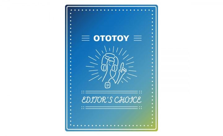 OTOTOY EDITOR'S CHOICE Vol.67 君は天然色