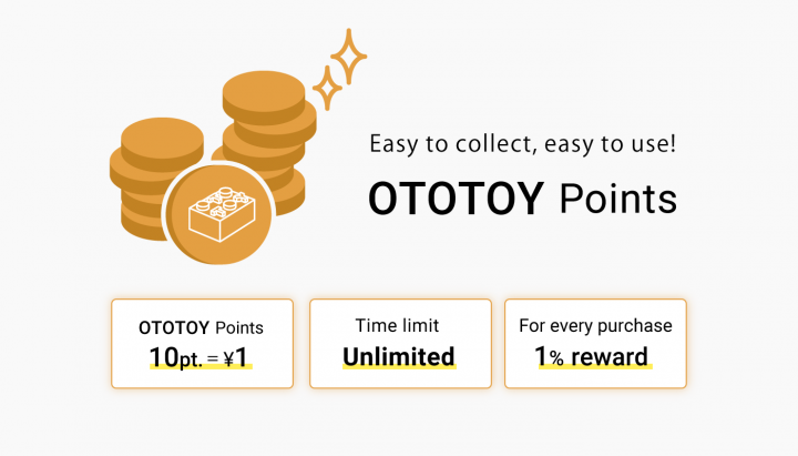 How to accumulate and use OTOT...