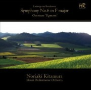 ベートーヴェン : 交響曲第6番 ヘ長調 作品68 「田園」/「エグモント」序曲 作品84 (DSD+mp3 ver.)