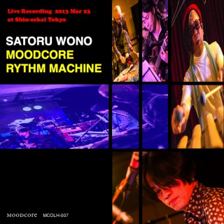 MOODCORE RYTHM MACHINE(24bit/48kHz)