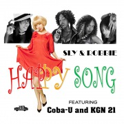 HAPPY SONG feat Coba-U and KGN21