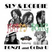 HAPPY SONG feat KGN21 and Coba-U