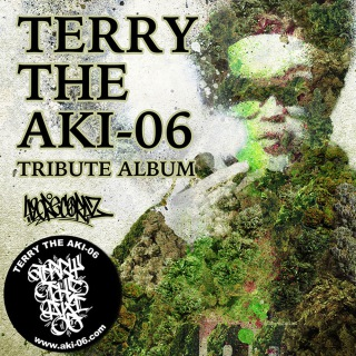 TERRY THE AKI-06 TRIBUTE ALBUM
