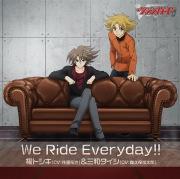 We Ride Everyday!!(24bit/48kHz)