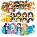 765PRO ALLSTARS featuring ぷちどる アニメ「ぷちます!! -プチプチ・アイドルマスター-」エンディングテーマ マキシシングル(24bit/48kHz)