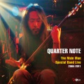 「QUARTER NOTE」 - The Main Man Special Band Live 2004-2011(24bit/48kHz)