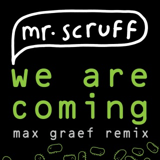 We Are Coming (Max Graef Remix)(24bit/44.1kHz)