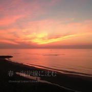 春、海岸線に沈む(Download Limited edition.)