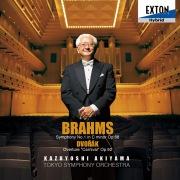 ブラームス:交響曲 第1番、ドヴォルザーク:序曲「謝肉祭」