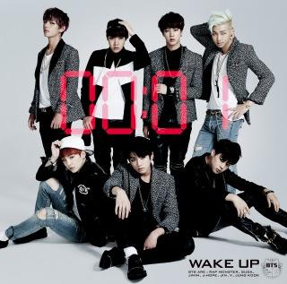 WAKE UP 通常盤