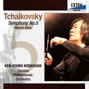 チャイコフスキー:交響曲 第5番、スラヴ行進曲