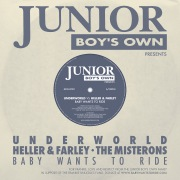 Junior Boys Own presents: Baby Wants to Ride