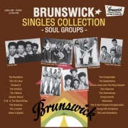 Brunswick Singles Collection -Soul Groups-