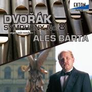 ドヴォルザーク:交響曲 第 8番 <オルガン・ソロ版>