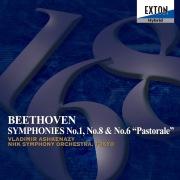 ベートーヴェン:交響曲 第 1番、第 8番 & 第 6番「田園」