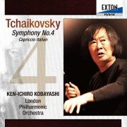 チャイコフスキー:交響曲 第 4番 及び イタリア奇想曲