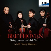 ベートーヴェン:弦楽四重奏曲 第 14番 & 第 16番