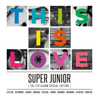 The 7th Album Special Edition 'THIS IS LOVE'