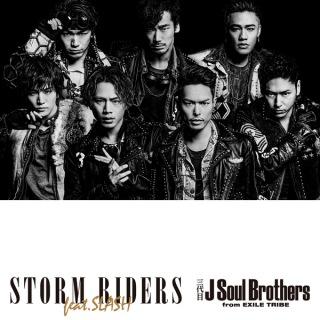 STORM RIDERS feat.SLASH(24bit/48kHz)