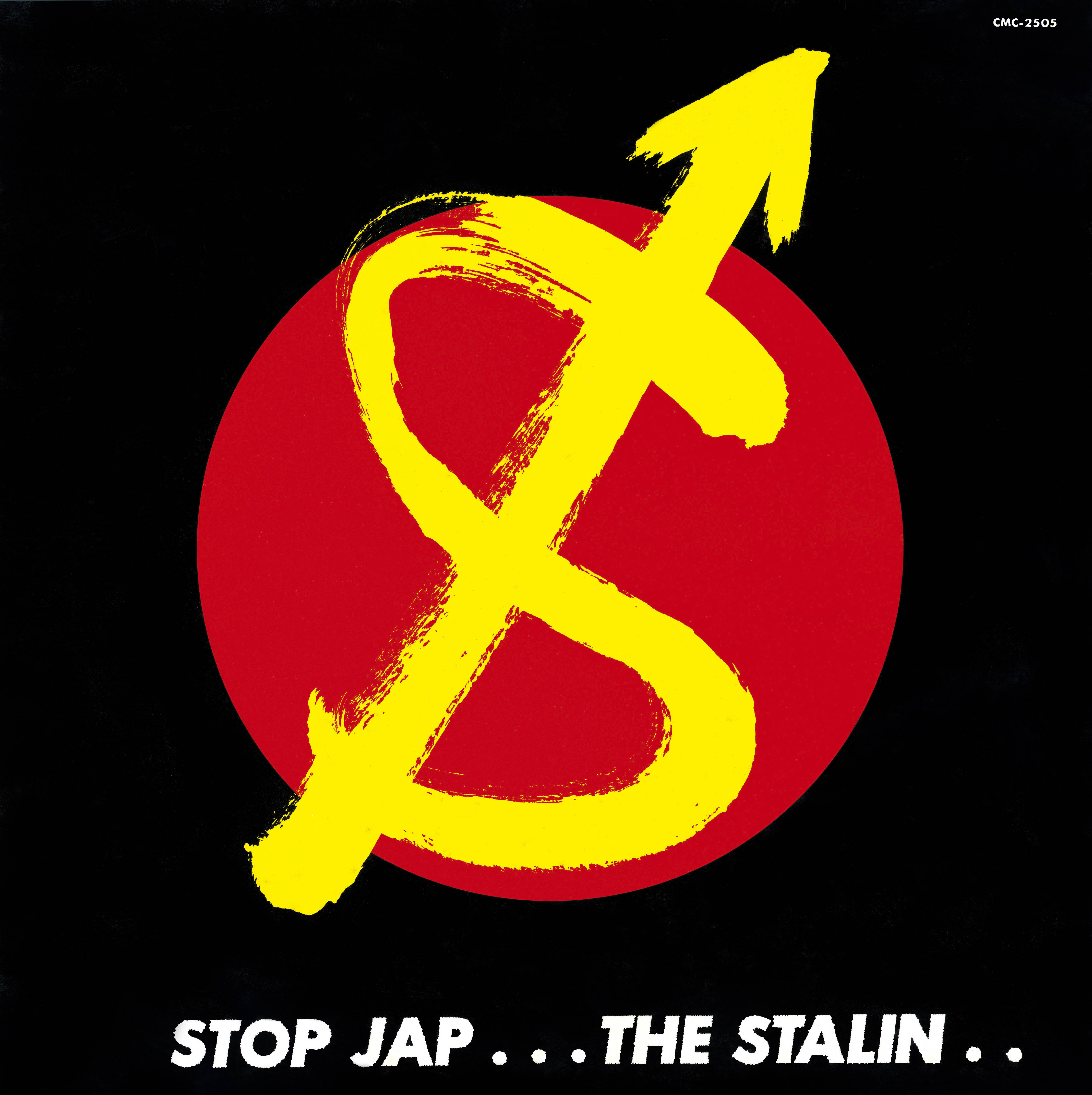 THE STALIN / Stop Jap - OTOTOY