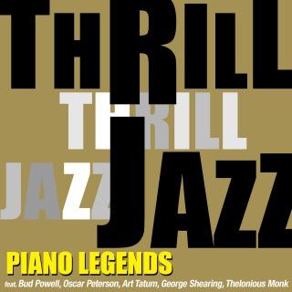 スリル・ジャズ!- Piano Legends
