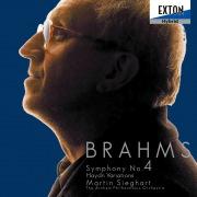 ブラームス:交響曲 第 4番 ハイドンの主題による変奏曲