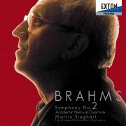 ブラームス:交響曲 第 2番、大学祝典序曲