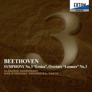ベートーヴェン:交響曲 第 3番「英雄」、序曲「レオノーレ」第3番