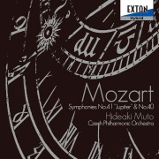 モーツァルト : 交響曲 第 41番 「ジュピター」&第 40番
