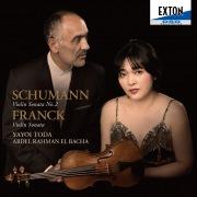フランク:ヴァイオリン・ソナタ、シューマン:ヴァイオリン・ソナタ 第 2番