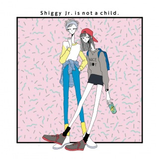 Shiggy Jr. is not a child(24bit/48kHz)
