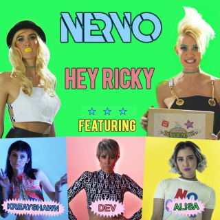 Hey Ricky ft. Kreayshawn, Dev & ALISA
