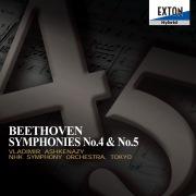 ベートーヴェン:交響曲 第 4番 & 第 5番「運命」