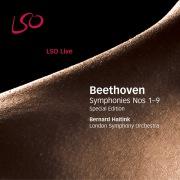 ベートーヴェン: 交響曲第1番〜第9番
