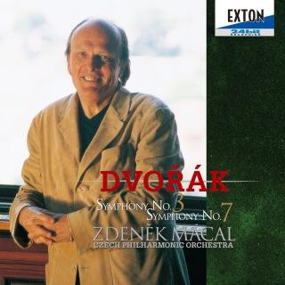 ドヴォルザーク:交響曲第 3番 (ジムロック版) & 第 7番