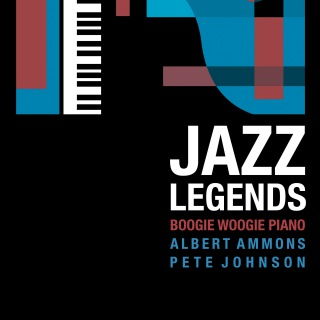 Jazz Legends! - ブギ・ウギ・ピアノ編
