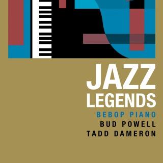 Jazz Legends! - ビバップ・ピアノ編