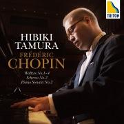 ショパン:ピアノ・ソナタ 第 2番、スケルツォ 第 2番、ワルツ 第 1番-第 4番