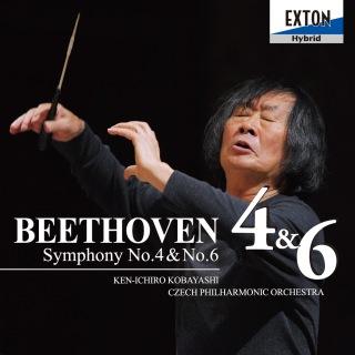 ベートーヴェン:交響曲第 4番&第 6番「田園」