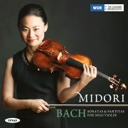 バッハ:無伴奏ヴァイオリンのためのソナタとパルティータ全曲