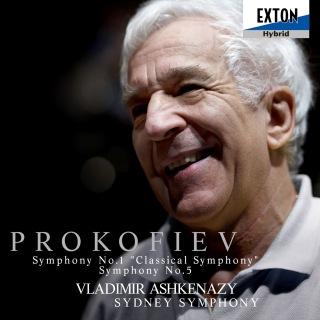 プロコフィエフ: 交響曲 第 1番「古典交響曲」 &  交響曲 第 5番